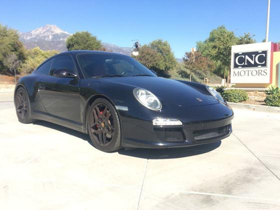 2009 Porsche 911 Carrera 4S:10 car images available