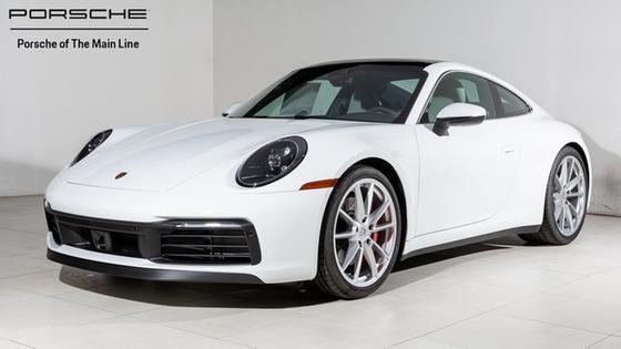 2020 Porsche 911 Carrera 4S:23 car images available