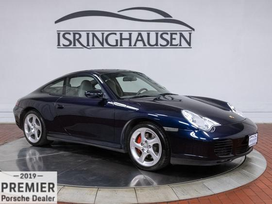 2003 Porsche 911 Carrera 4S:23 car images available