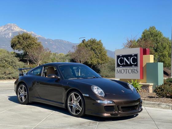 2008 Porsche 911 Carrera 4S:19 car images available