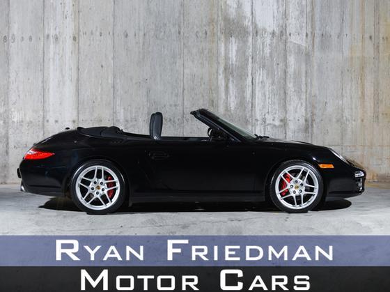 2009 Porsche 911 Carrera 4S:24 car images available