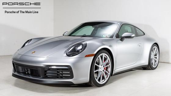 2020 Porsche 911 Carrera 4S:22 car images available
