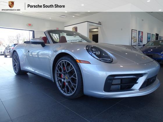 2020 Porsche 911 Carrera 4S:8 car images available