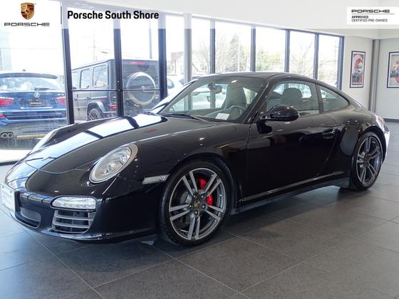 2011 Porsche 911 Carrera 4S:20 car images available
