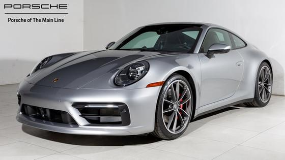 2020 Porsche 911 Carrera 4S:21 car images available