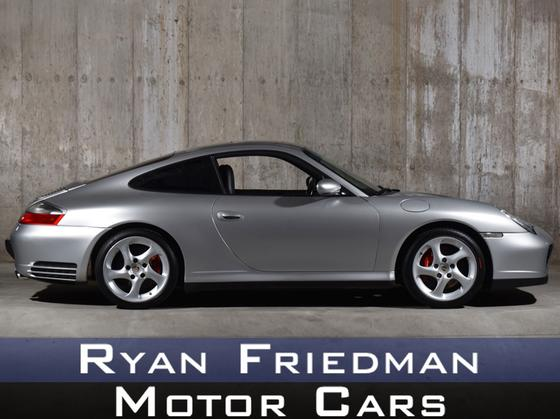 2002 Porsche 911 Carrera 4S:24 car images available
