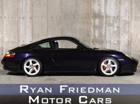 2002 Porsche 911 Carrera 4S:20 car images available