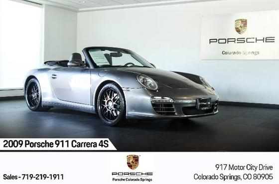 2009 Porsche 911 Carrera 4S:24 car images available