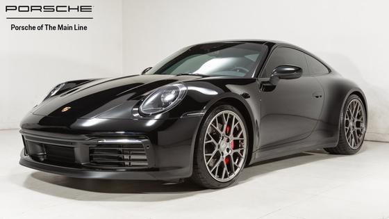 2020 Porsche 911 Carrera 4S:22 car images available