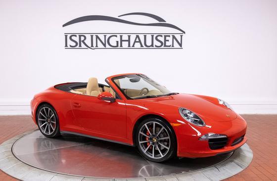 2013 Porsche 911 Carrera 4S:23 car images available