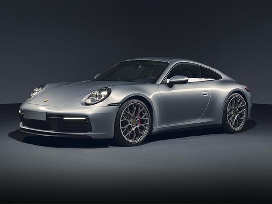 2020 Porsche 911 Carrera 4S : Car has generic photo