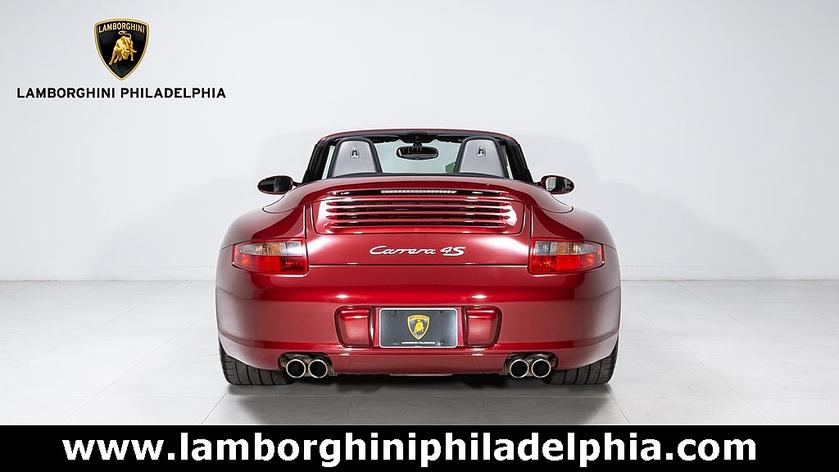 2008 Porsche 911 Carrera 4S