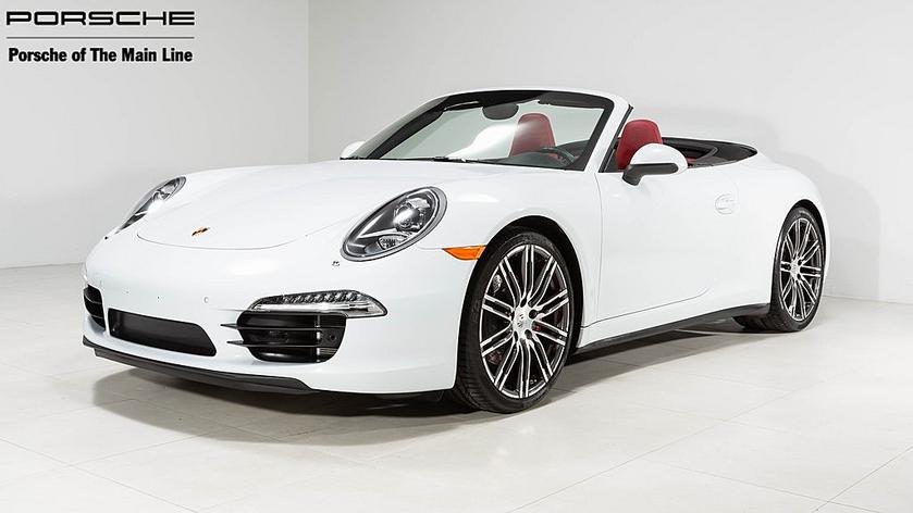 2016 Porsche 911 Carrera 4S:23 car images available
