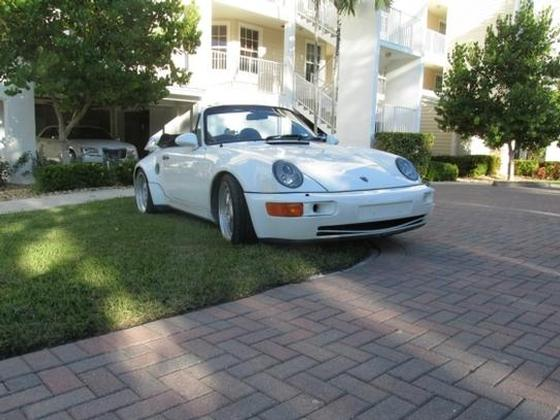 1984 Porsche 911 Carrera Cabriolet:3 car images available