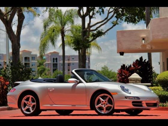 2005 Porsche 911 Carrera Cabriolet:24 car images available