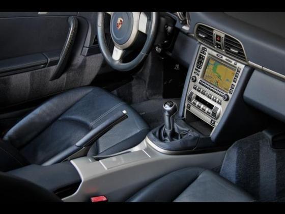 2005 Porsche 911 Carrera Cabriolet