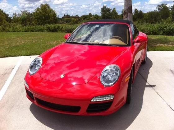 2012 Porsche 911 Carrera Cabriolet:15 car images available