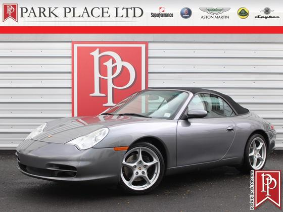 2002 Porsche 911 Carrera Cabriolet:24 car images available