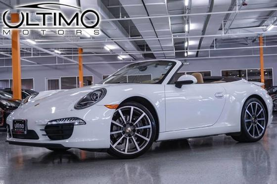 2013 Porsche 911 Carrera Cabriolet:24 car images available