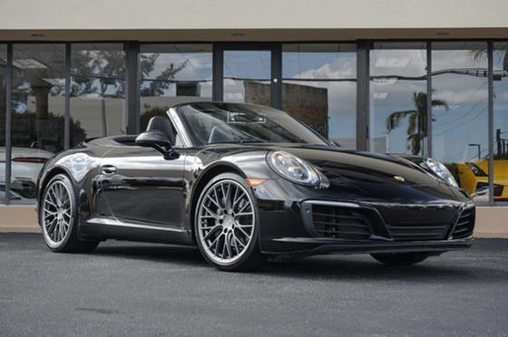 2017 Porsche 911 Carrera Cabriolet:24 car images available