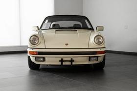 1984 Porsche 911 Carrera Cabriolet