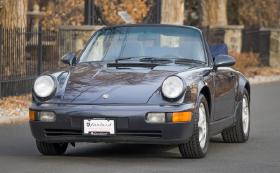 1992 Porsche 911 Carrera Cabriolet:15 car images available
