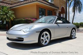 2004 Porsche 911 Carrera Cabriolet:24 car images available