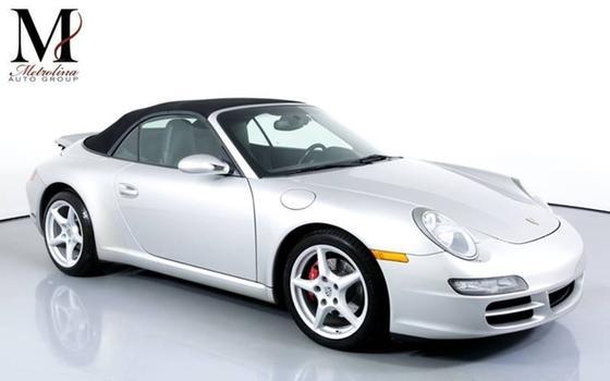 2008 Porsche 911 Carrera Cabriolet:24 car images available