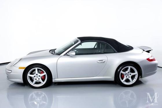 2008 Porsche 911 Carrera Cabriolet