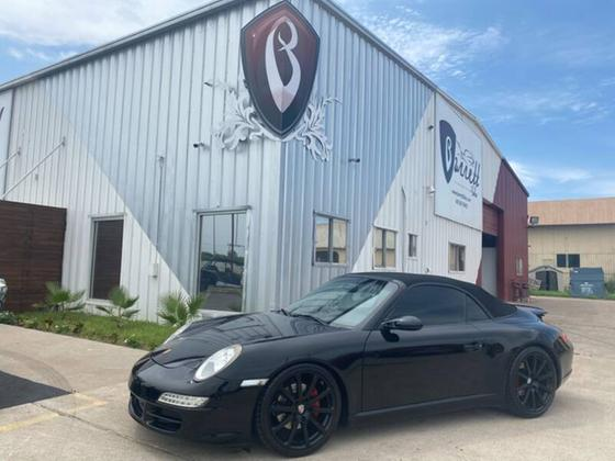 2008 Porsche 911 Carrera Cabriolet:24 car images available