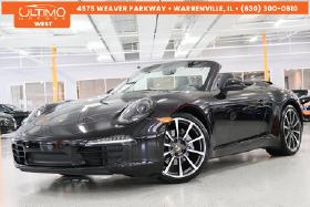 2014 Porsche 911 Carrera Cabriolet:6 car images available