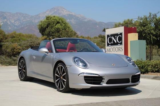 2016 Porsche 911 Carrera Cabriolet:24 car images available