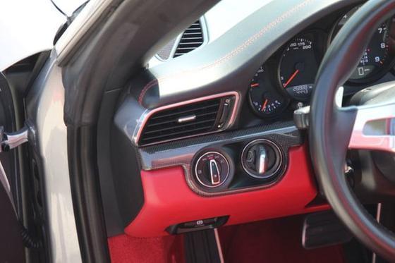 2016 Porsche 911 Carrera Cabriolet