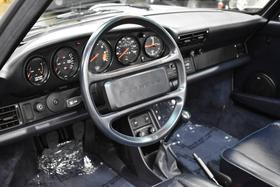 1987 Porsche 911 Carrera Cabriolet