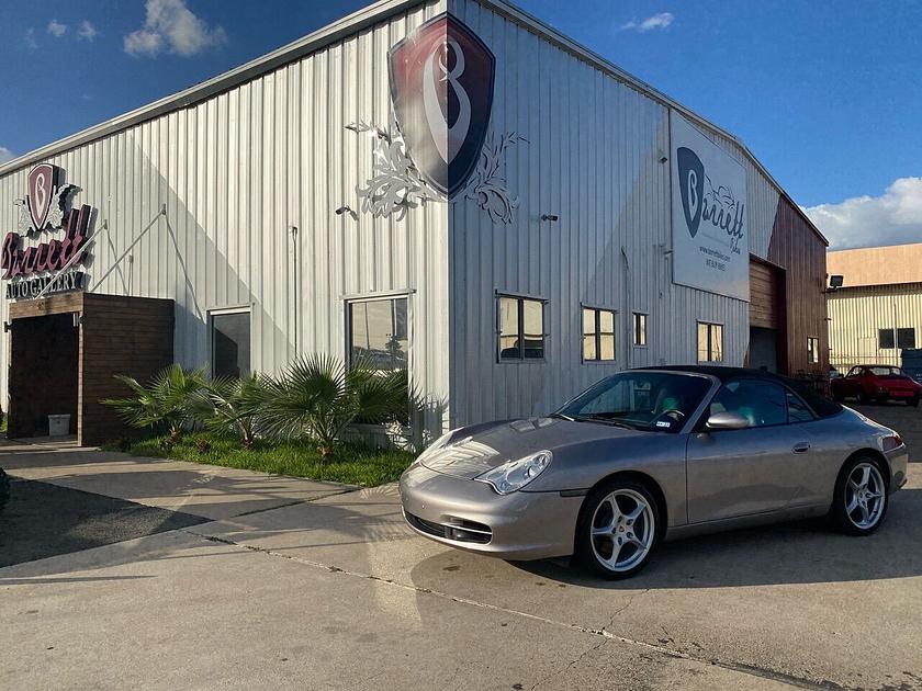 2002 Porsche 911 Carrera Cabriolet:24 car images available