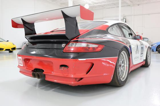 2006 Porsche 911 Carrera Cup Car