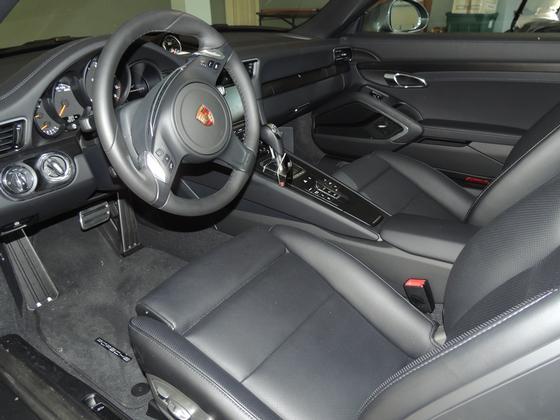 2016 Porsche 911 Carrera GTS Cabriolet