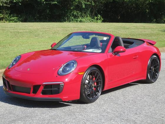 2018 Porsche 911 Carrera GTS Cabriolet:24 car images available