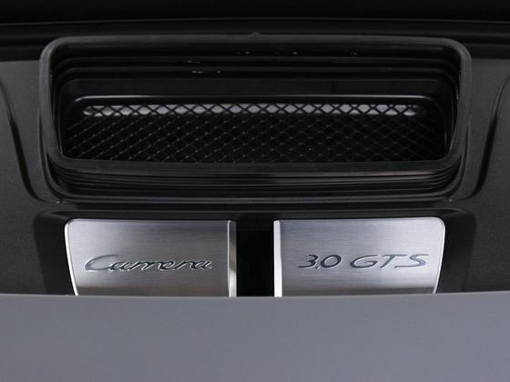 2019 Porsche 911 Carrera GTS Cabriolet