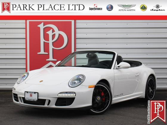 2012 Porsche 911 Carrera GTS Cabriolet:24 car images available