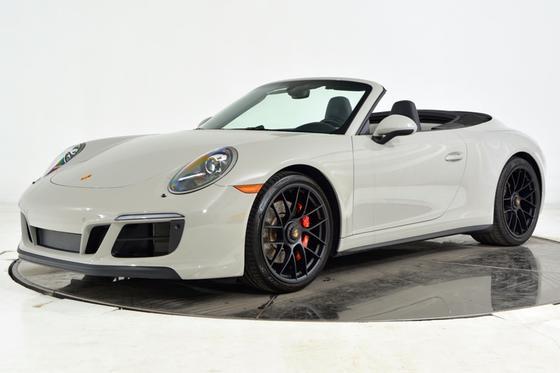 2018 Porsche 911 Carrera GTS Cabriolet:24 car images available