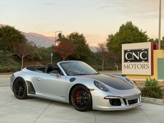2015 Porsche 911 Carrera GTS Cabriolet:11 car images available