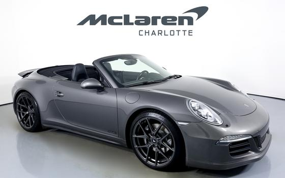 2015 Porsche 911 Carrera GTS Cabriolet:24 car images available