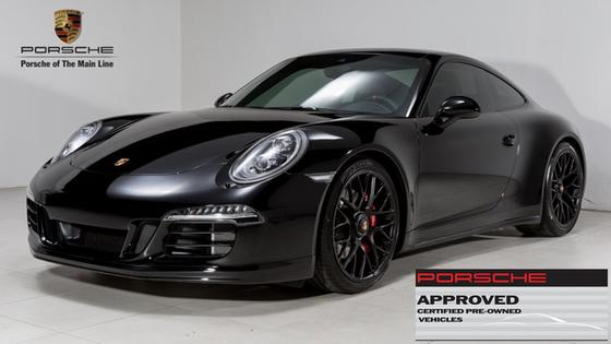 2015 Porsche 911 Carrera GTS:22 car images available