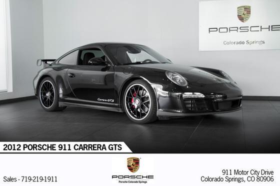 2012 Porsche 911 Carrera GTS:22 car images available