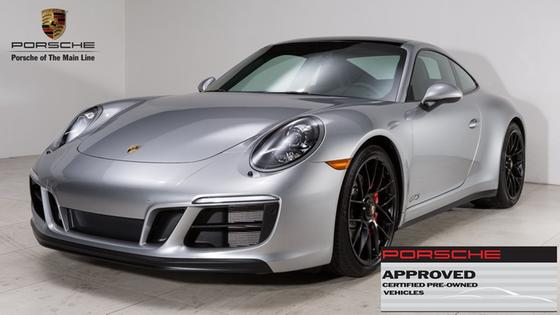 2018 Porsche 911 Carrera GTS:23 car images available