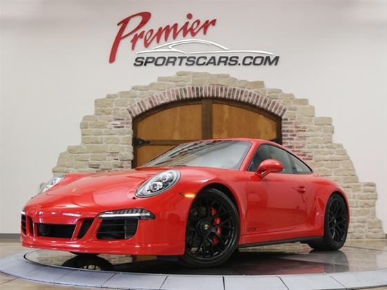 2015 Porsche 911 Carrera GTS:24 car images available