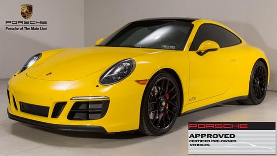 2017 Porsche 911 Carrera GTS:22 car images available