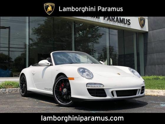 2011 Porsche 911 Carrera GTS:20 car images available
