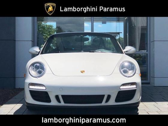 2011 Porsche 911 Carrera GTS:21 car images available